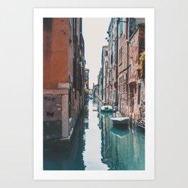 Meet Me There Art Print