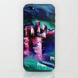 """Victoria Harbor"" Painting iPhone Skin"