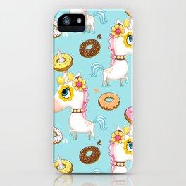 SAILOR PINK Unicorn Dream iPhone Case