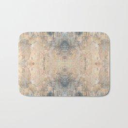 Glitch Vintage Rug Abstract Bath Mat