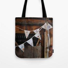 Bunting1 Tote Bag