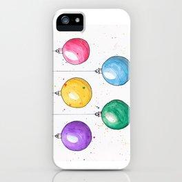 Hangin' Balls iPhone Case