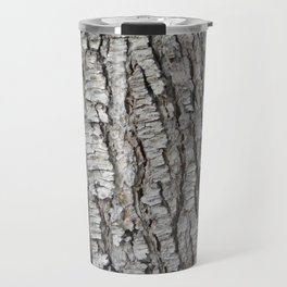 TEXTURES -- Spruce Bark Travel Mug