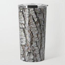 TEXTURES -- Spruce Bark Travel Mug