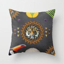 ▲ KWATOKO ▲ Throw Pillow