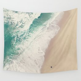 gone fishing Wall Tapestry