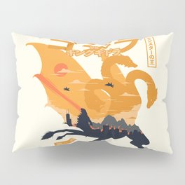 The King of Monsters vol.1 Pillow Sham