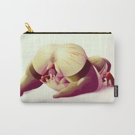 BBW Pin Up - High Heels Carry-All Pouch