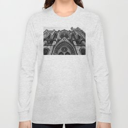 Cathedral Church of St. John the Divine VI Long Sleeve T-shirt