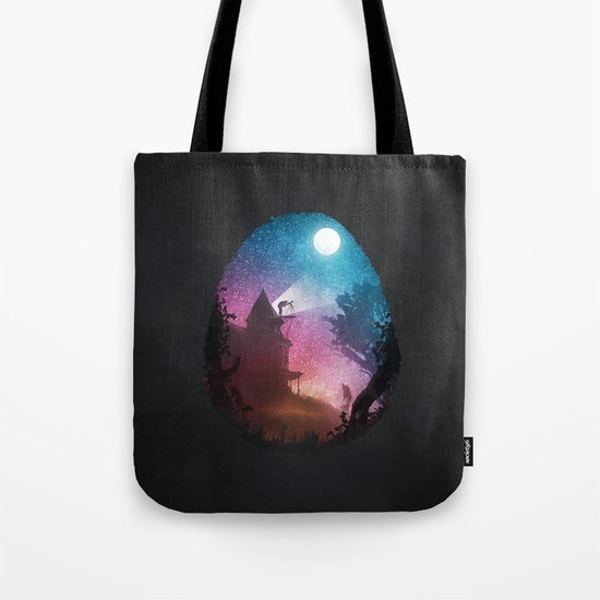 Young Astronomer Tote Bag