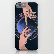 Michelangelo space blue Slim Case iPhone 6s