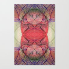 Boomerang Nebula Canvas Print