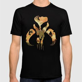 Legend of The Bounty Hunter T-shirt