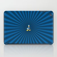 donald duck iPad Cases featuring Donald - The Duck by applerture