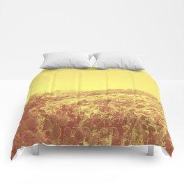 DESERT LANDSCAPE Comforters