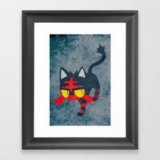 725 Framed Art Print