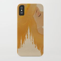Sleeping Beauty iPhone X Slim Case