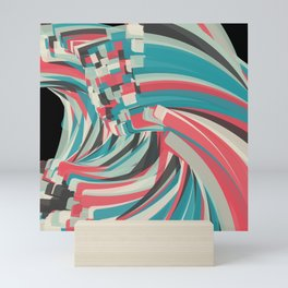 Chaos And Order Mini Art Print