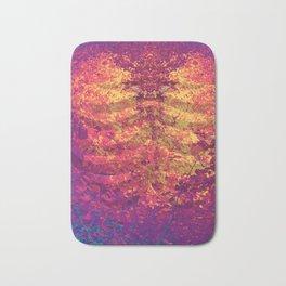 Arboreal Vessels - Heart Breath Bath Mat