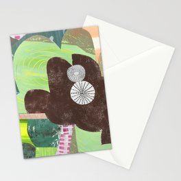 collage 207 Stationery Cards
