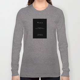 Niels Long Sleeve T-shirt