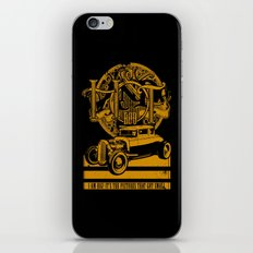 AND HOT ROD iPhone Skin