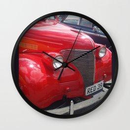 1939 Chevrolet Wall Clock