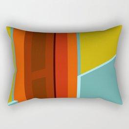 The Door 01 Rectangular Pillow