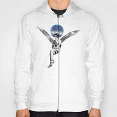 DAVID BOWIE ANGEL Hoody