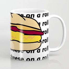 bacon egg and cheese Coffee Mug