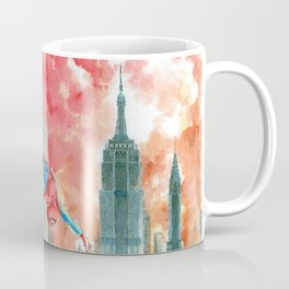 Dawn in NY Coffee Mug