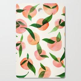 Summer Fruit Pattern Cutting Board