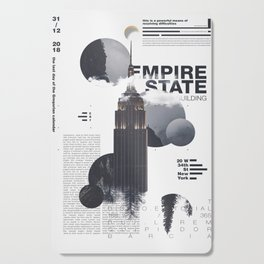 Empire State Cutting Board