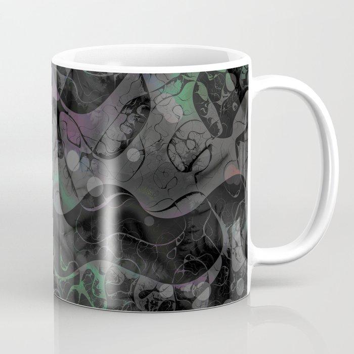 Abstract Dm 04 Kaffeebecher Von Charmarose Society6