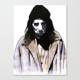 Street Schizo Canvas Print