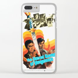 The Killer Clear iPhone Case
