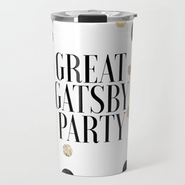 Celebrate Life,Wedding Quote,Anniversary Quote,Valentines Day,Engagement,Confetti,Happy Birthday Travel Mug
