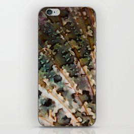 Underwater Feathers iPhone Skin