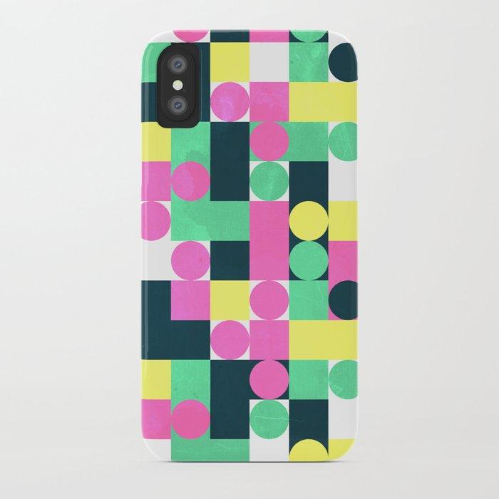 circle square iPhone Case