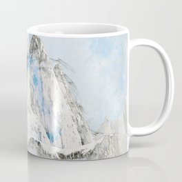 Fitz Roy, Patagonia South America Coffee Mug