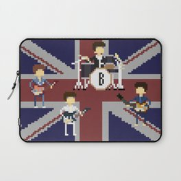 English musician  Laptop Sleeve