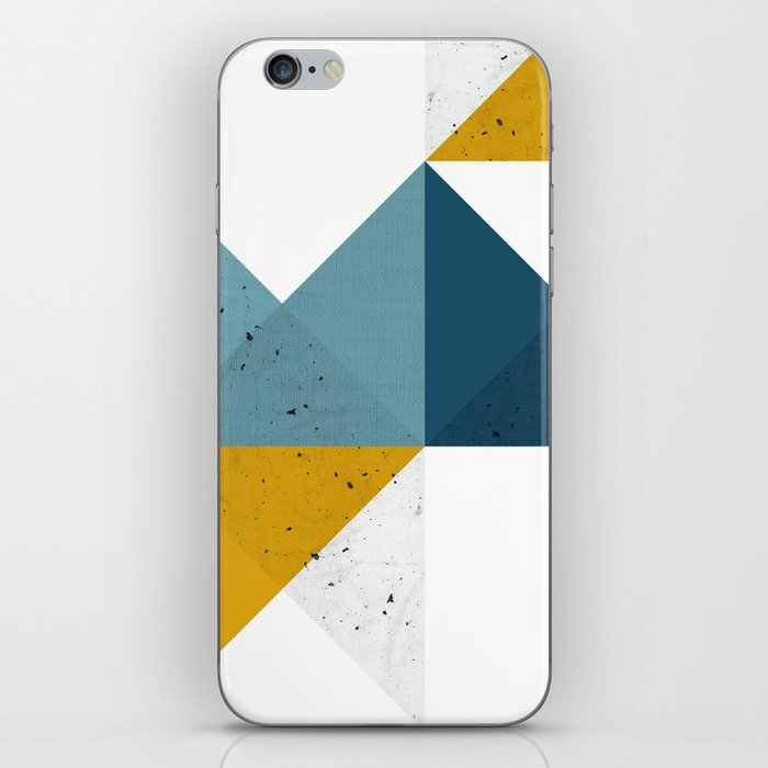 Modern Geometric 19 iPhone Skin