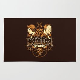 Dixon Brothers Walker Extermination Rug