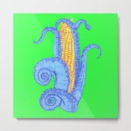 Dunwich Corn Metal Print