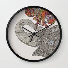 Shower of Joy Wall Clock