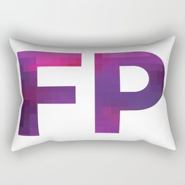 FALSE PERSPECTIV Rectangular Pillow