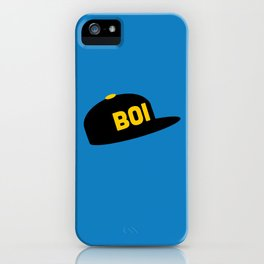 Snapback iPhone Case