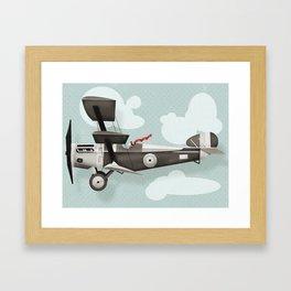 Soarin' Framed Art Print