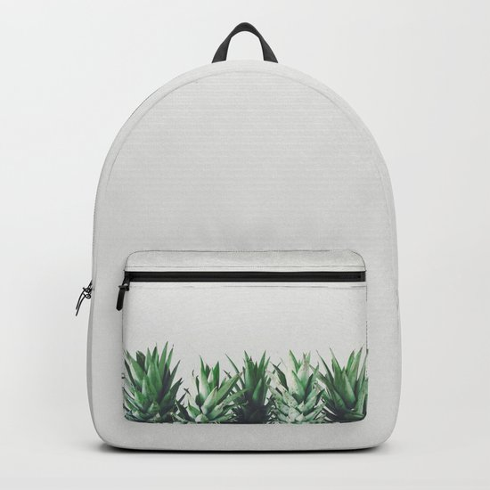 Pineapple Leaves Backpack
