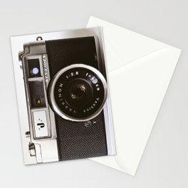 Camera II Stationery Cards
